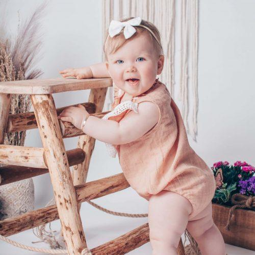 Baby Fotoshooting - Boho Shooting bei Siebenschön Photography in Warendorf