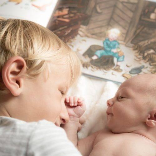 Geschwistershooting in Beckum - Siebenschön Photography