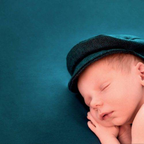 Neugeborenenfotografie in Beckum von Siebenschön Photography in Oelde