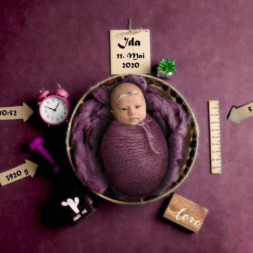 Neugeborenenfotograf - Siebenschön Photography in Ahlen