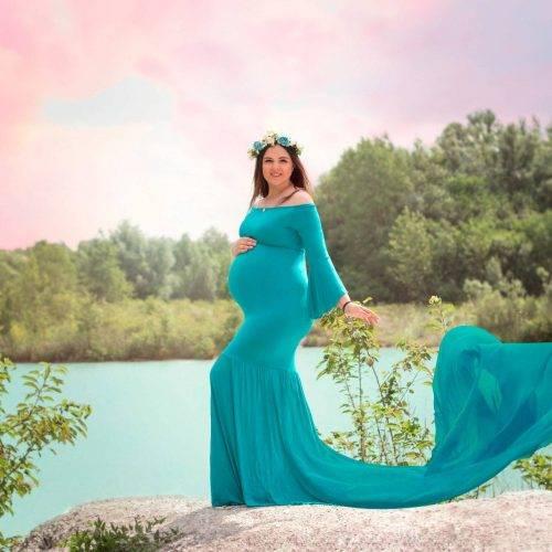 Schwangerschaftsshooting - Siebenschön Photography in Hamm