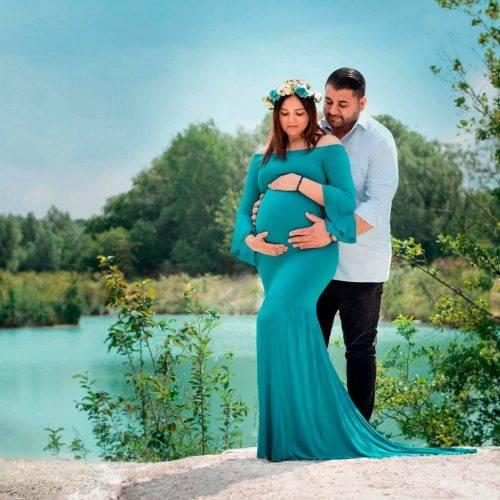 Schwangerschaftsshooting - Siebenschön Photography in Warendorf
